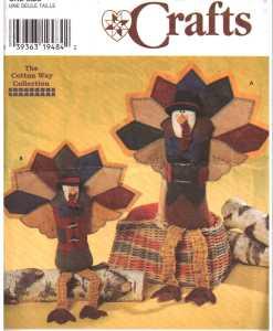 Thanksgiving Sewing Patterns