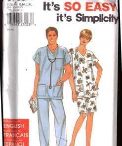 Simplicity 8730 A