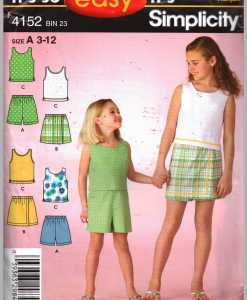 ce3744c877 Pattern-Walk Girls Sewing Patterns. Authentic Vintage Sewing Pattern