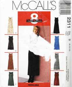 McCalls 2311