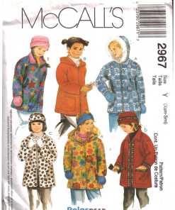 McCalls 2967 M