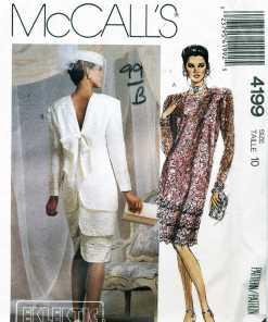 McCalls 4199
