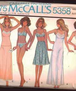 McCalls 5358 M