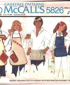 McCalls 5826 M