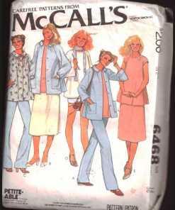 McCalls 6468