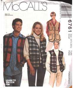 McCalls 6761