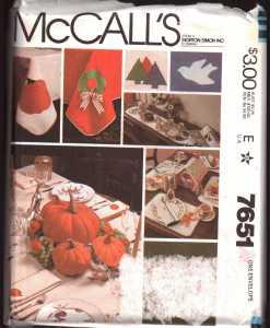 McCalls 7651 M