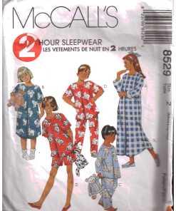 McCalls 8529 M