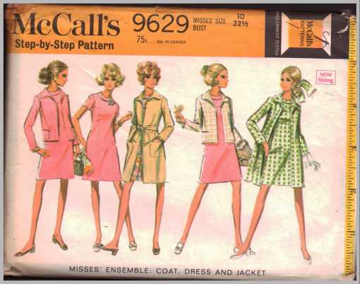 McCalls 9629 MN