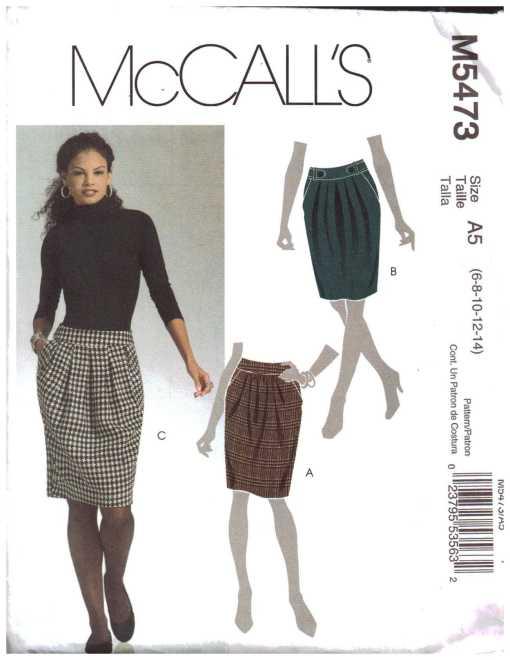 McCalls M5473 MN