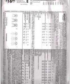 McCalls M5497 1