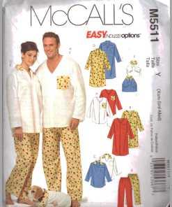 McCalls M5511 M