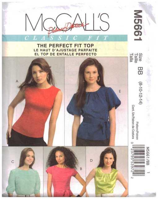 McCalls M5661