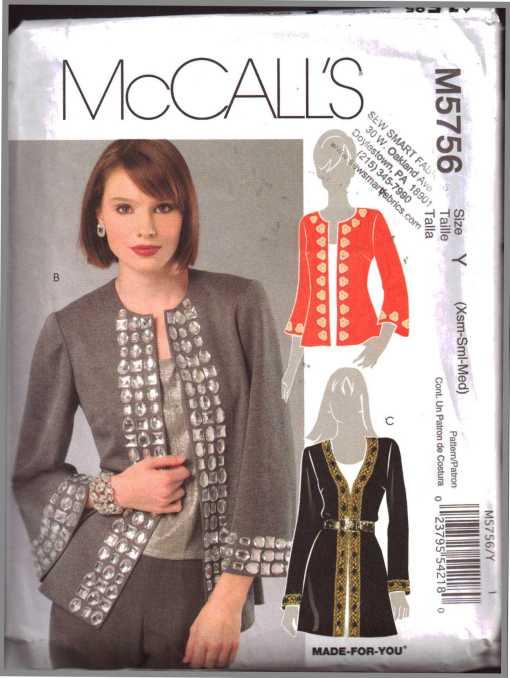 McCalls M5756