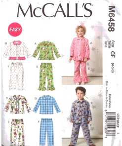 McCalls M6458 M