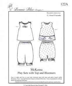 Bonnie Blue Designs 122A