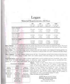 Petite Poche Logan 1