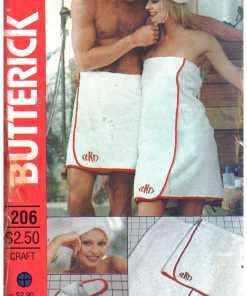 Butterick 206 J