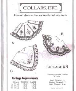 Collars Etc Package 3