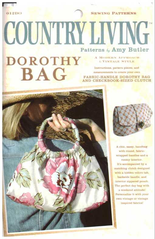 Country Living Dorothy Bag Clutch