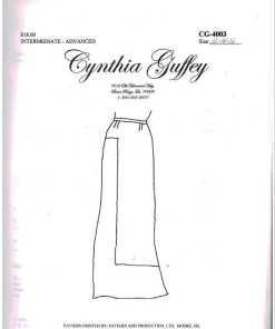 Cynthia Guffey CG 4003