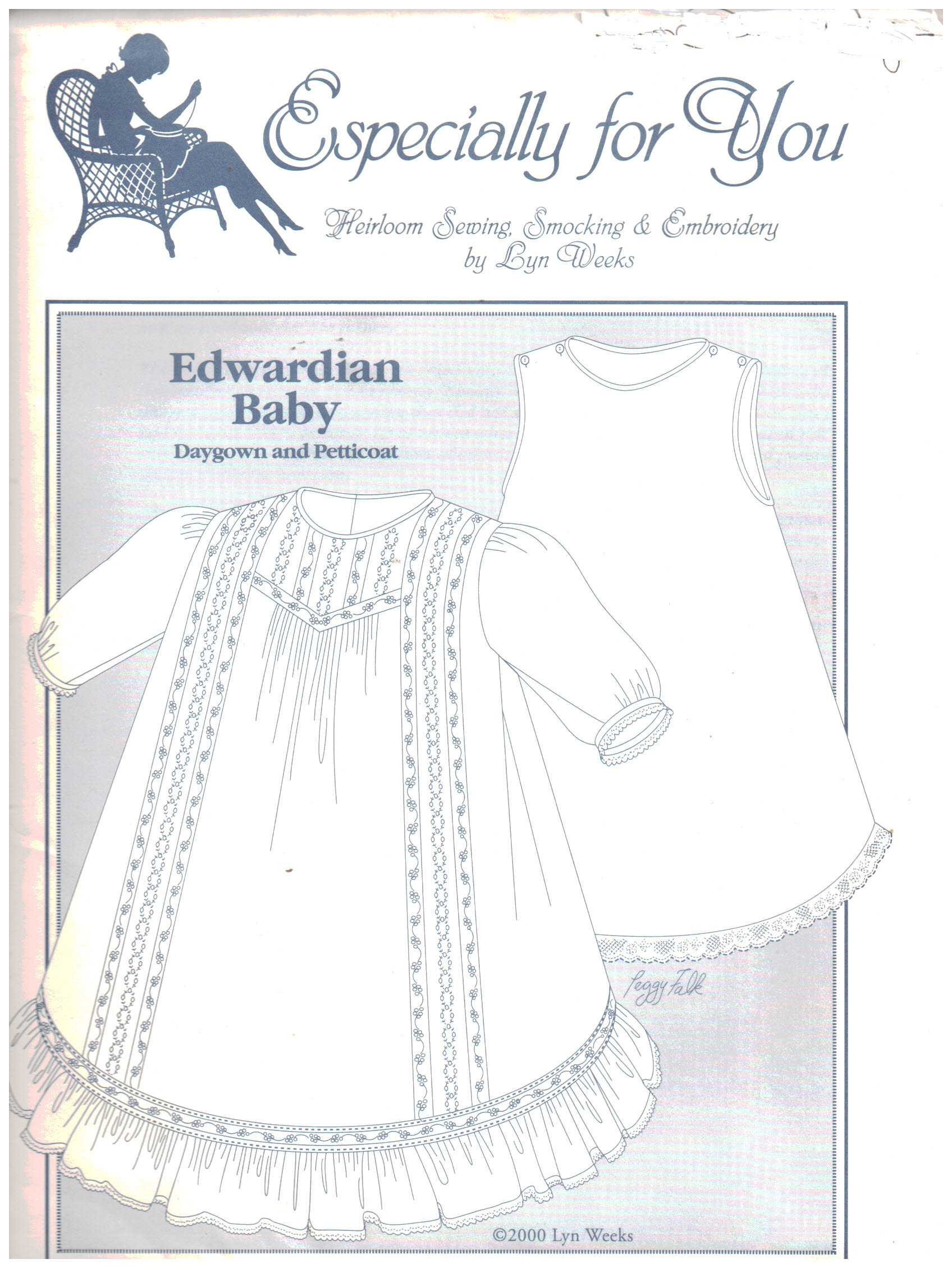 Especially for You Edwardian Baby Daygown, Petticoat - - heirloom ...