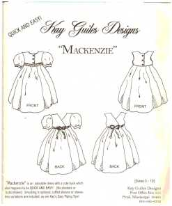 Kay Guiles Design McKenzie