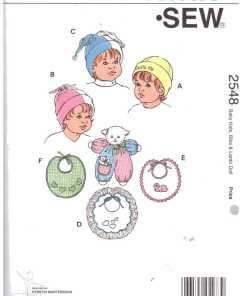 Kwik Sew 2548 J
