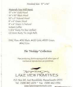 Lake View Primitives 184 1