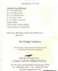 Lake View Primitives 184 1