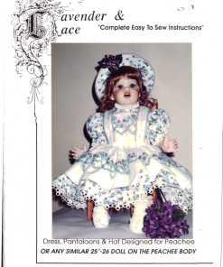 Lavender Lace LL 136