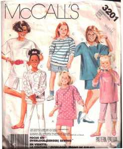 McCalls 3201 J