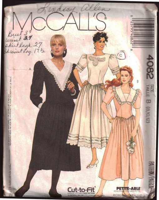 McCalls 4082 J
