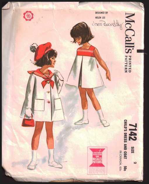 McCalls 7142 J