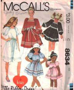 McCalls 8634 J