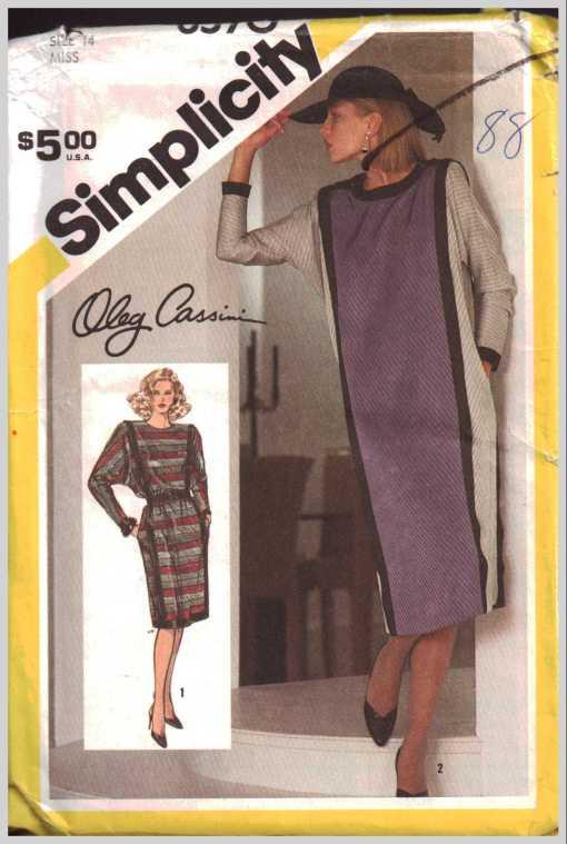 Simplicity 6570 J