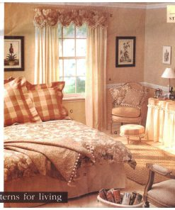 Bedrooms Sewing Patterns