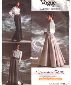 Vogue 1934 J