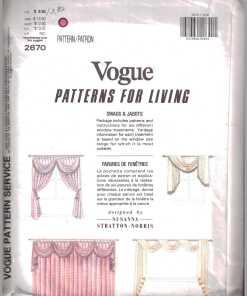 Vogue 2670 J 1