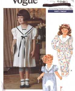 Girls Sewing Patterns