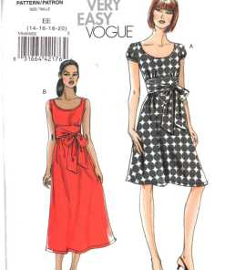 Dresses Sewing Patterns