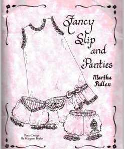 Martha Pullen Fancy Slip Panties