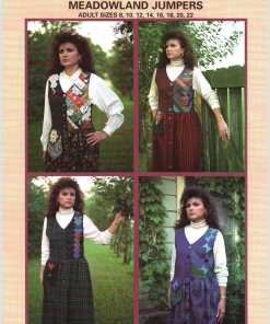 Marys Patterns Meadowland Jumpers