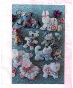 Marys Patterns Stuffed Toys