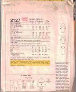 McCalls 2127 J 1