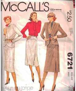 McCalls 6721