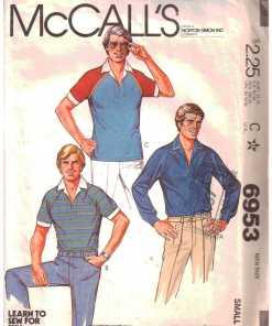 McCalls 6953 J