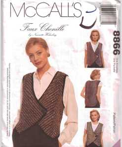McCalls 8866 J