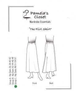 Pamelas Closet The Flirt Skirt