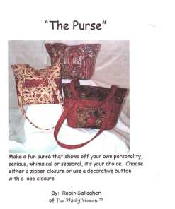 Robin Gallagher The Purse
